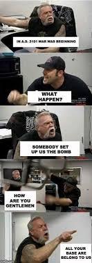 Big Ass Meme - small brain posting memes to metafilter metafilter