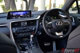 lexus rx 450h luxury 2017 lexus rx 450h review