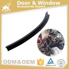 Shower Door Rubber Strip by Door Water Strip Door Water Strip Suppliers And Manufacturers At