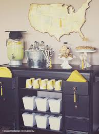 graduation decorating ideas last minute graduation party ideas three monkeys studio