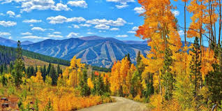 places cool fall colors grand county winter park times