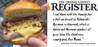 german cuisine menu german restaurant authentic german cuisine