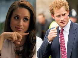 Meghan Markle Prince Harry Prince Harry Dating Suits Actor Meghan Markle The Express Tribune