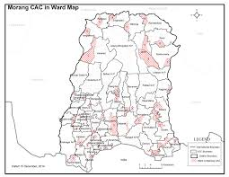 Dc Ward Map Morang District Cacs In Ward Map Local Governance And Community