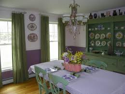 purple dining room ideas dining room contemporary purple dining room with green hutch and