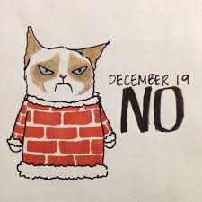 19 Awesome Grumpy Cat Christmas - mariejudith com december 2014