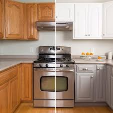 How To Color Kitchen Cabinets - makeover your kitchen cabinets with the help of the rust oleum