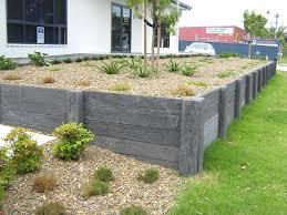 retaining wall ideas slope shenra com