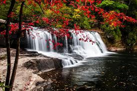 waterfalls images Hooker falls triple falls and high falls hike jpg