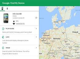 Find My Device How To Use Find My Device To Locate Lost Android Phone Make Tech