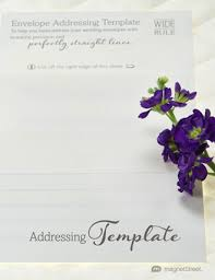 How To Word A Wedding Invitation Addressing Wedding Invitations Magnetstreet Weddings