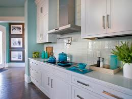 light blue kitchen cabinets white and blue kitchen decorating