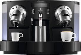 machine à café grande capacité pour collectivités et bureaux machine à café professionnelle nespresso pro