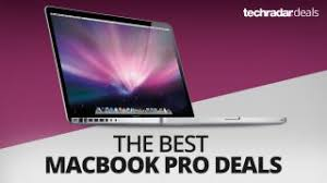 macbook pro 2017 black friday the best cheap macbook pro deals in october 2017 techradar