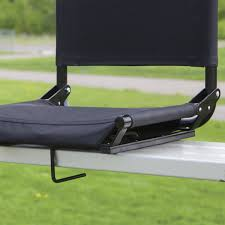 Cushioned Bleacher Seats With Backs Stadium Seat Wide U2013 Cascade Mountain Tech