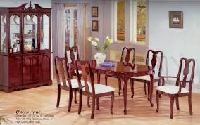 queen anne dining room set queen anne cherry dining room set best way to paint wood