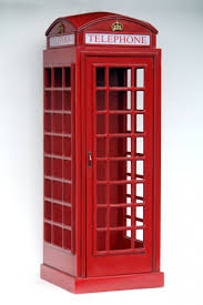 telephone booth pop decoration themes garden outdoor telephone