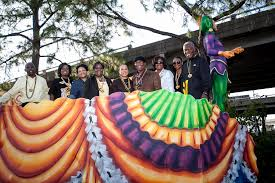 new orleans will celebrate thanksgiving on the parade route new