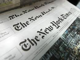 the new york times has new york times ceo thinks print journalism only has another 10