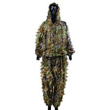 Ghillie Suit Halloween Costume Quality Wholesale Woodland Ghillie Suit China Woodland
