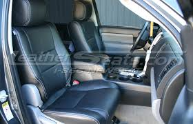 Vehicle Leather Upholstery Toyota Tundra Leather Interiors