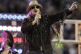 kid rock selected to perform during thanksgiving halftime show