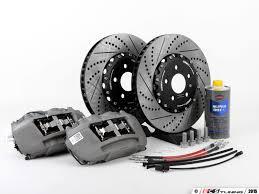 audi s4 b5 stage 3 ecs 014366ecs01kt2 front big brake kit stage 3 2