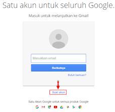 cara membuat akun gmail terbaru cara daftar membuat akun email gmail terbaru lengkap cara daftar