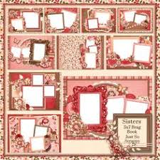 5x7 brag book oh so pretty 5x7 brag book digital kits digital