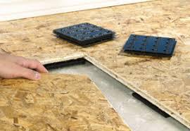 Basement Floor Insulation Simple Decoration Floating Basement Floor Design Ideas