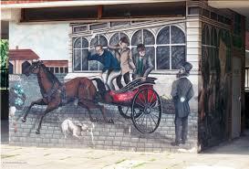 Horse Murals by Murals Archives A London Inheritance