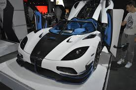 koenigsegg newest model koenigsegg agera rs1 debuts at 2017 new york auto show