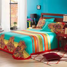 blue and orange bedding sets spillo caves
