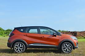 renault captur renault captur test drive review side view indian autos blog
