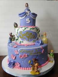 sofia the cake topper princess sofia cake topper cakes by lili meilani princess sofia