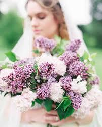 purple lilac fresh u0026 fragrant lilac wedding bouquets martha stewart weddings