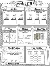 printable summer review packets common core math and common core