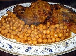cuisine andalouse recette de chuletas de cerdo en adobo echines de porc à l