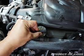 2012 jeep wrangler engine light 2012 jeep jk wrangler 3 6l pentastar engine oil change write up