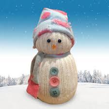 Diy Sock Snowman Make Your Own Sock Snowmen For Christmas V8 Juice Uk