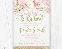 shower invitations baby shower invitation etsy
