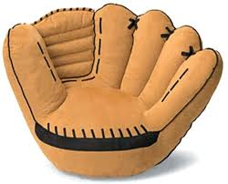 baseball bean bag chair baseball glove bean bag images about bringing the game home literally on with baseball glove bean bag chair for