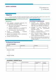 A Good Resume For A Job by Examples Of Resumes 81 Awesome Professional Resume Outline