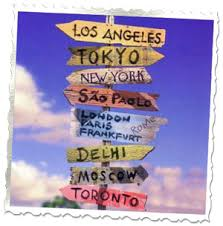 around the world ideas