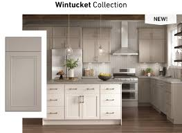 lowes kitchen cabinet touch up paint a kitchen featuring the wintucket collection kitchen