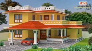 kerala style low cost house plans youtube
