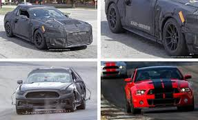 nissan gtr vs mustang 2016 ford mustang shelby gt500 spy photos