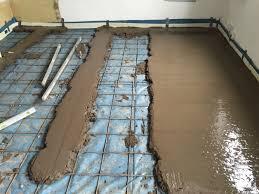 new concrete floor laying hq tiling ltd shropshire