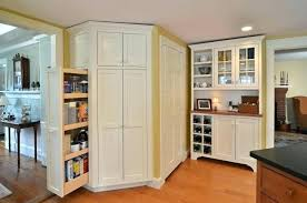 Kitchen Pantry Cabinet Canada Narrow Pantry Cabinet Small Free Standing Kitchen Pantry Cabinets