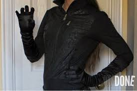 catwoman costumes for halloween undone diy catwoman costume daily diaries